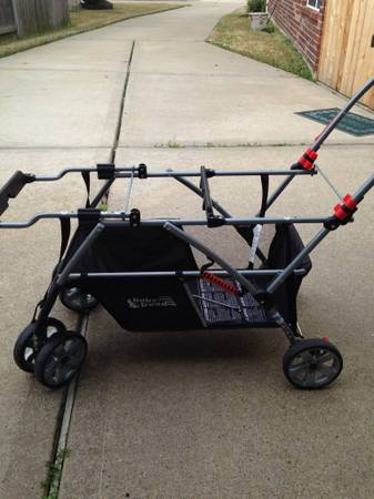Double Stroller - Baby Trend Double Snap-N-Go Stroller - x002450 (Pearland)