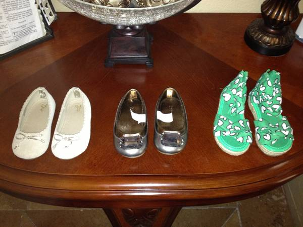 lt3 Baby Gap Girl Shoes lt3 - $35 (Houston)