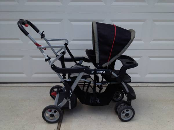 Baby Trend Sit-N-Stand LX Stroller - $50 (Conroe, Texas)