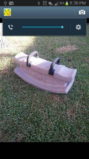 Step 2 Naturally Playful Teeter Totter Seesaw - $45 (Pasadena)