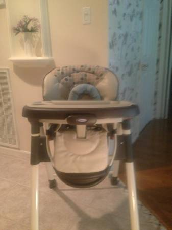 High Chair - Bouncer - Car Seat - Swing  (Chions Area)