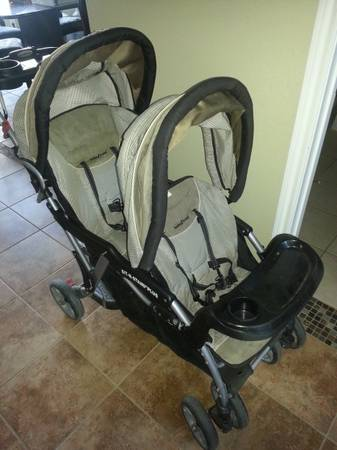 Baby trend Sit and stand plus stroller - $100 (Katy, Texas )