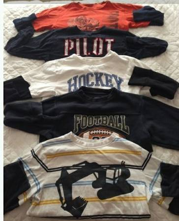 BOYS sz 56 Shirts, Pants, Vests - GAP, CP, Gymboree - $15 (Northeast beltway 8 n 59N)