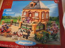 New-Limited Edition Playmobil Victorian City Life SEt - $80 (I45 FM 1960)