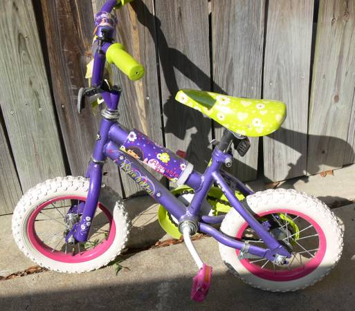 REDUCED Balance Bike, Dora bike, Slide, Tricycle - $1 (Clear Lake)