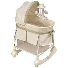 Kolcraft Cuddle n Care Rocking Bassinet - $35 (laporte)