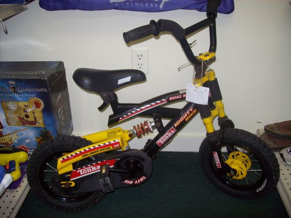 Kids Tonka Bike - $20 (East Houston)
