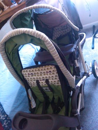 double stroller graco - $100 (houston)