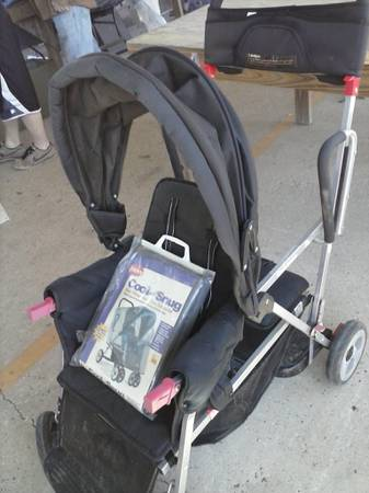 Joovy Sit and stand stroller - $40 (Cleveland )
