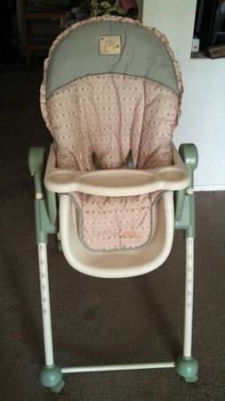 Safety 1st Winnie The Pooh High Chair For Sale