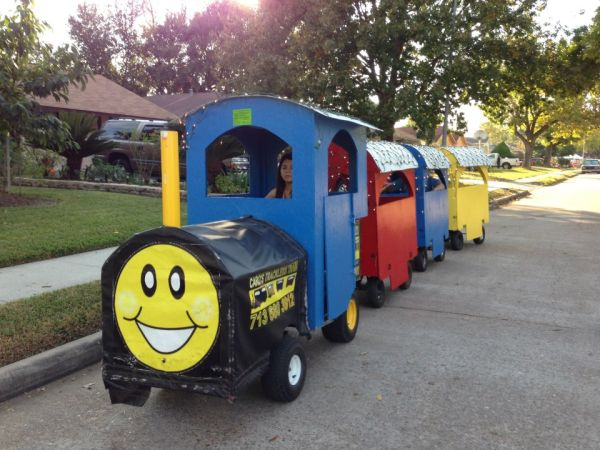 INSURED TRACKLESS TRAIN - $200 (HOUSTON)