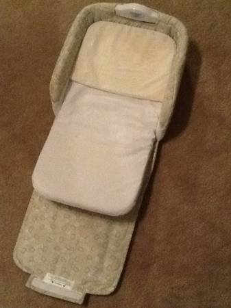 Snuggle Nest Co Sleeper - $28 (spring tx)
