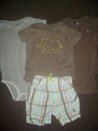 Baby Boy Clothes 6 Months (Cypress, NW Houston, Katy, Galleria)