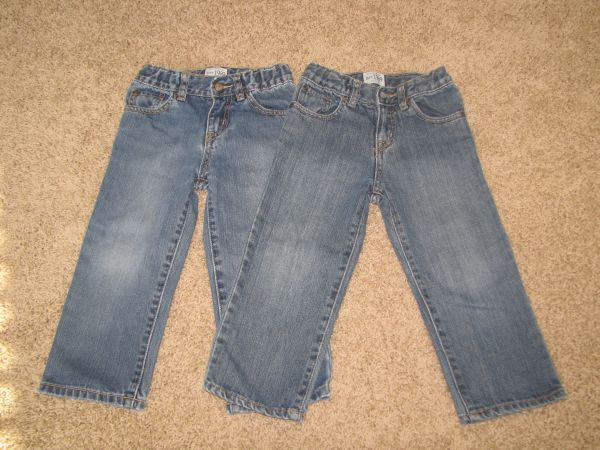 Lot of Boys 3T Name Brand Pants - $35 (Friendswood)