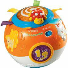 VTech - Move Crawl Ball Music Electronic Infant Baby Toy - $5 (Spring)