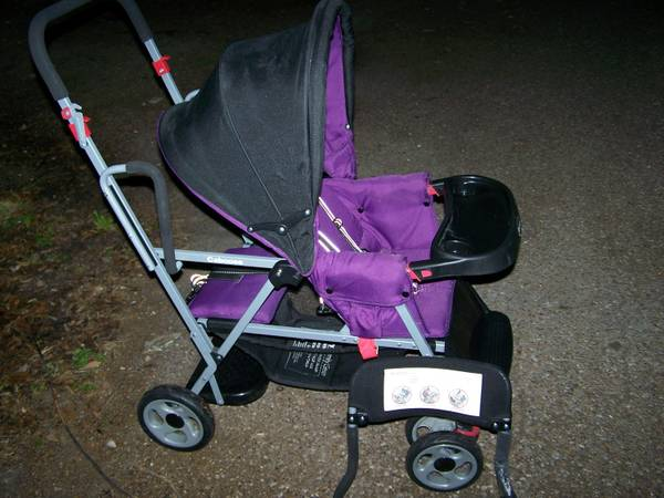 Joovy Caboose sit stand, IN Step jogging stroller - $85 (Richwood)