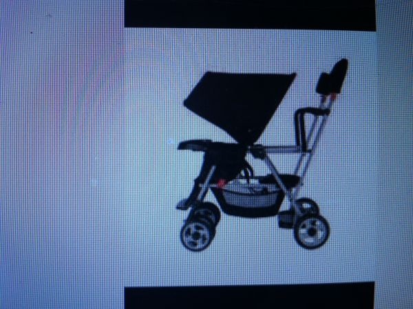 joovy caboose sit n stand stroller - $100 (the woodlands)