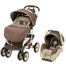 Graco Laura Ashley Travel System - Canterbury - Boy or Girl - $80 (77005)