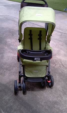 joovy sit and stand stroller - $85 (louetta 77379)