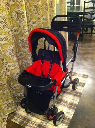 Joovy Sit and Stand stroller - $60 (Willis)