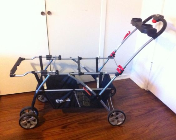 Baby trend Snap N Go LX Double Stroller - $35 (NWCypress)
