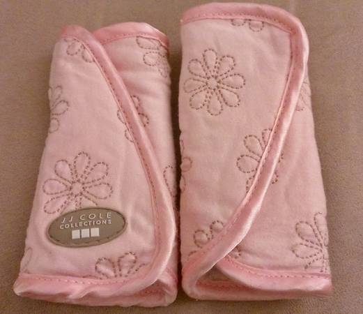 JJ Cole Reversible Strap Covers Great Condition - $5 (ClearlakeWebsterPasadena)