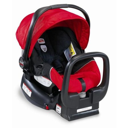Infant Car Seat Britax Chaperone (RED) - $100 (Cypress Fry Rd290)