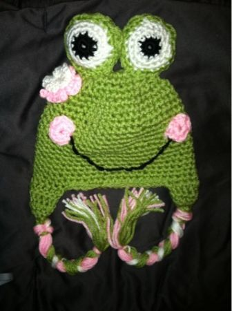 Handmade Crochet hats - $15 (Conroe, The woodlands)