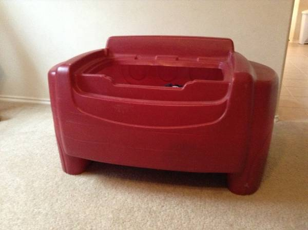 HUGE Little Tikes Primary Colors Toybox - $10 (Tomball, 77375  NW Houston)