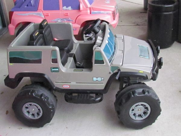 Power Wheels Hummer - $80 (From Our Home To Yours)