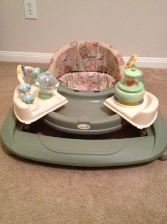 Safety first Disney Walker - $30 (Kingwood )