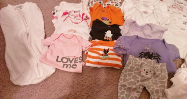 80 Clothing Accessories Set For Girls 0-6 Months - $20 (WebsterPasadena )