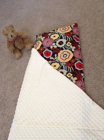 NEW Nap Mat Cover w Blanket - $50 (Sugar Land)