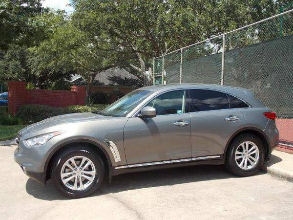 Stock 141438-8 2013 Infiniti FX FX37 2WD (Elephant Auto Group - 77450)