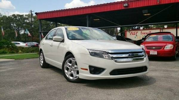 2011 Ford Fusion SE  Low Miles-One Owner  EZ Finance (E-Z In-House Financing)