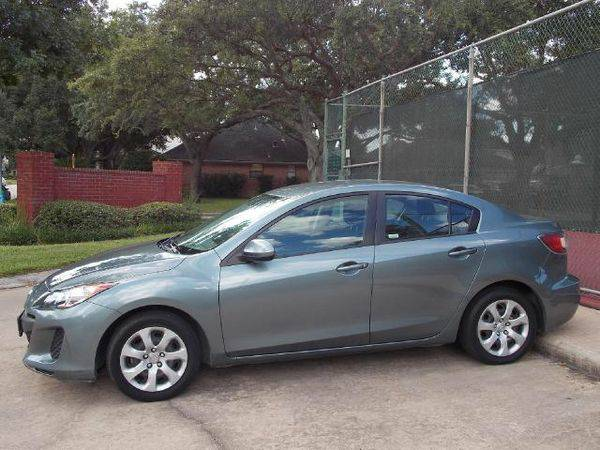 2012 Mazda MAZDA3 i Sport 4-Door 38,660 miles (Elephant Auto Group (Katy, TX))