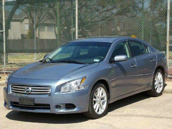 Nissan 2012 Maxima S Automatic (Elephant Auto Group in Katy)
