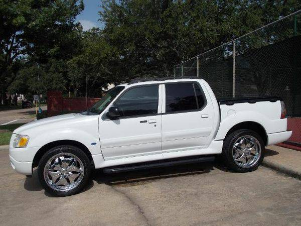 2004 Ford Explorer Sport Trac Adrenalin 2WD 4.0L V6 SOHC 12V FFV (Elephant Auto Group - 77450)