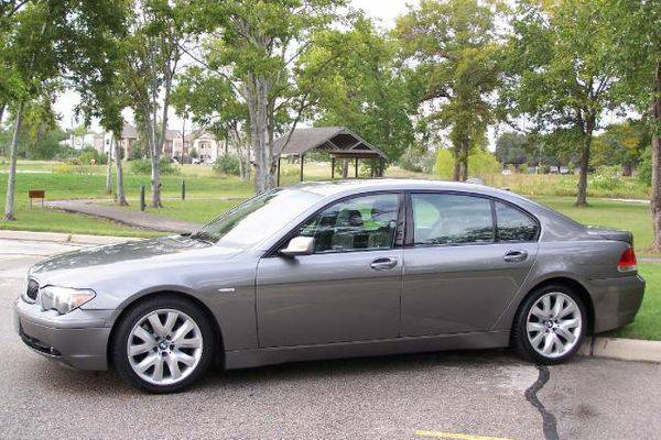 Stock s54341-2 BMW 2004 7-Series 745Li - $12800 (5 Star Autoplex)