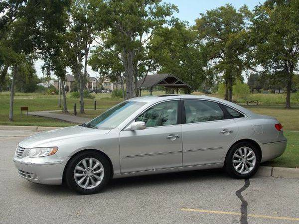 Stock 318948-2 2008 Hyundai Azera Limited - $11500 (5 Star Autoplex (Jersey Village))