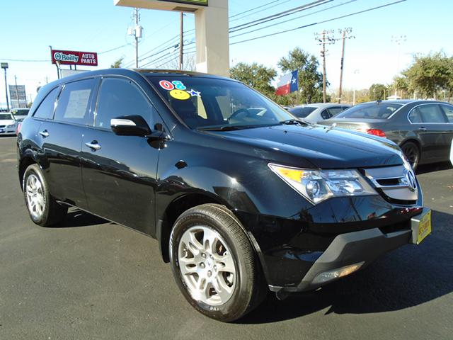 08 ACURA MDX  ---100 in house finance