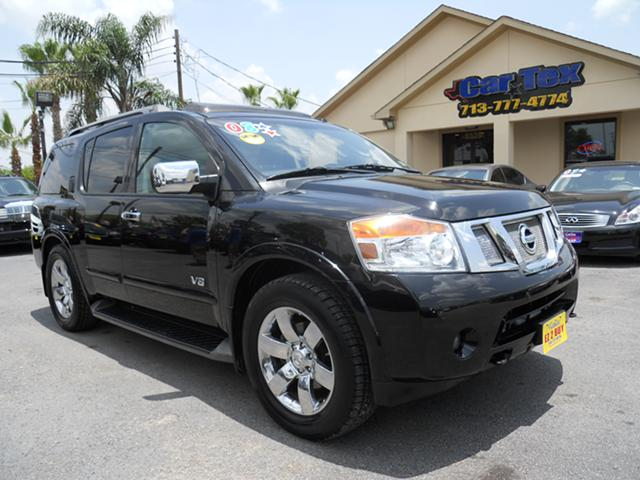 08 NISSAN ARMADA  buy here pay here