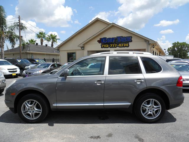 08 PORSCHE CAYENNE  YES - we finance