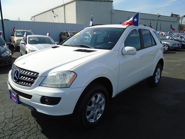 100 in house finance  06 MERCEDES BENZ ML 350