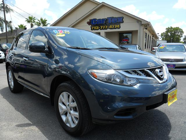100 in house finance  --- 12 NISSAN MURANO