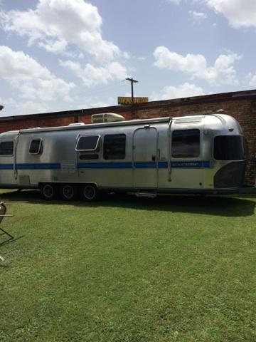 1982 airstream excella 1000 34ft triple axel travel trailer