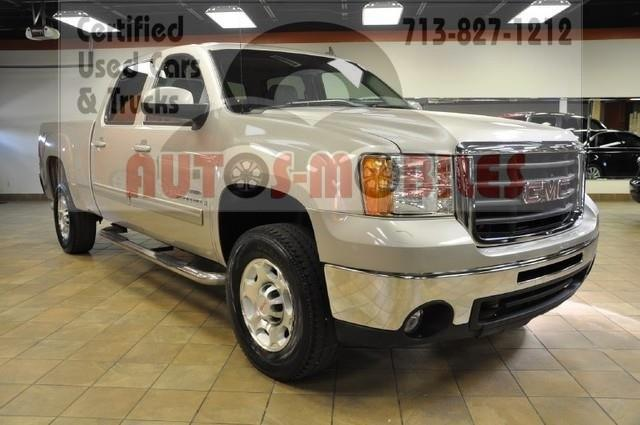 $26,999, 2009 GMC Sierra 2500HD