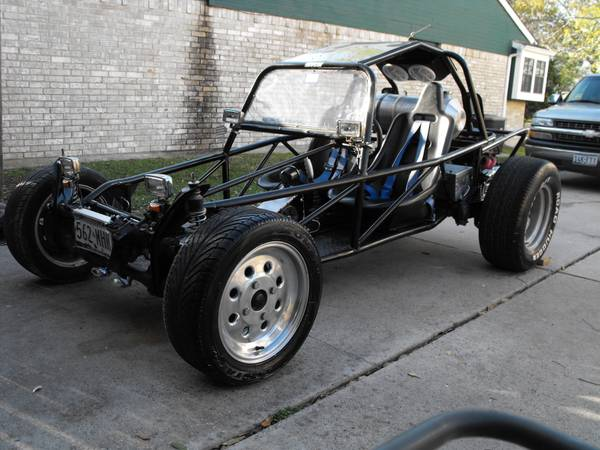 Dune Buggy VW Street legal sale or trade - $1 (290 and Hwy 6)