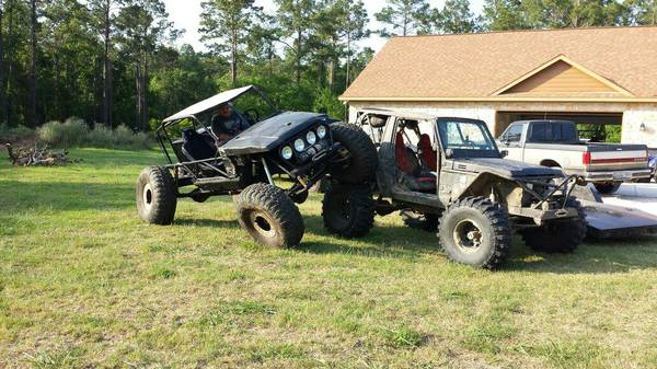 Rock Crawler Samurai - $6500 (Humble)