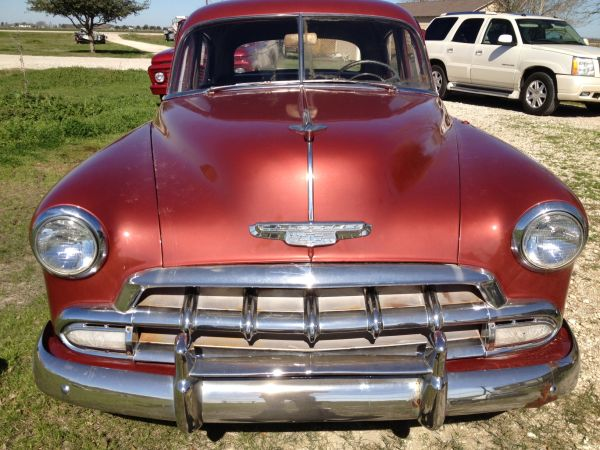 1952 Chevrolet Styleline Deluxe Sedan - $5500 (Needville, TX)